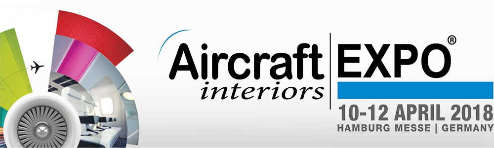 Aircraft Interiors Expo 2018, Hamburg