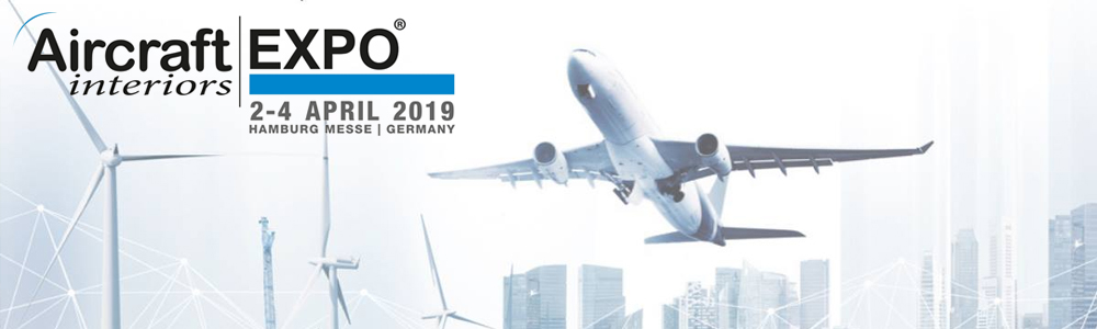 Aircraft Interiors Expo 2019, Hamburg