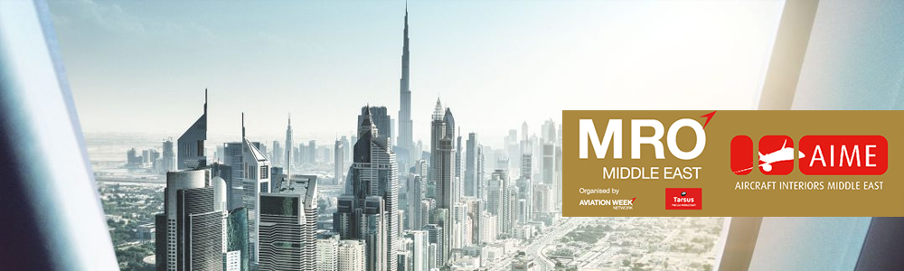 MRO middle-east 2019, Dubai