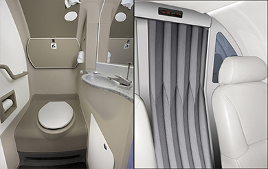 Cabin refurbishment