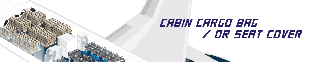 Cabin to cargo quick change conversion